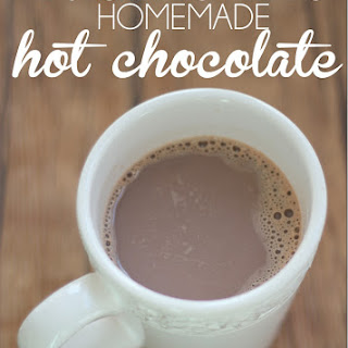 The Secret To Perfect Homemade Hot Chocolate