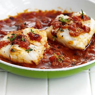 Tomato And Thyme Cod Recipes