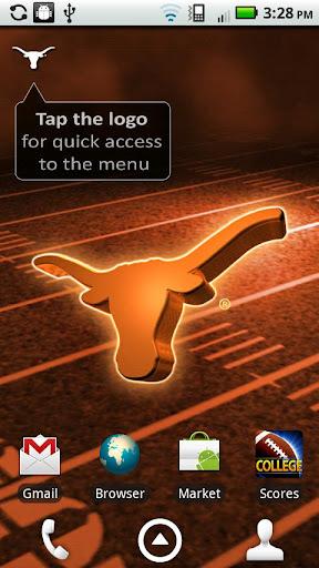 Texas Revolving Wallpaper