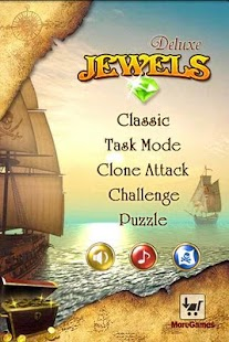 Screenshots  Jewels Deluxe