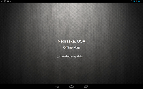 Offline Map Nebraska, USA - screenshot