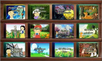 Screenshot of 12 Cuentos Infantiles Vol.1