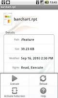 Screenshot of Clear Reports