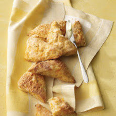 Minneola Tangelo-Buttermilk Scones