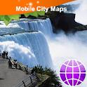 Niagara Falls, Buffalo Map icon