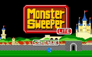 Screenshot of Monster LITE version sweeper