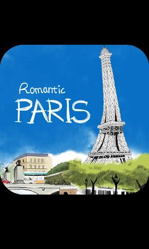 Romantic Paris live wallpaper