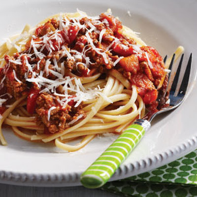 The Easiest Pasta Bolognese Ever