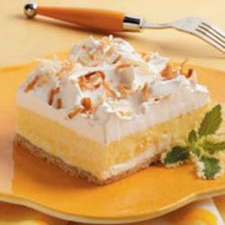 Taste Of Home Coconut Cream Dessert Recipes