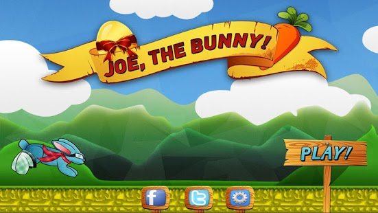 Joe, the bunny - screenshot