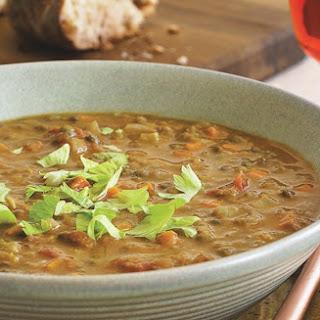 Carrot Celery Lentil Soup Recipes