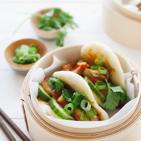 Pork Belly Buns (Gua Bao)