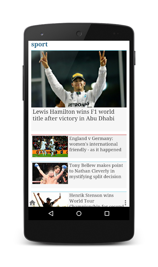 UK Newspapers PRO Screenshot 1