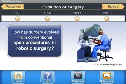 【免費醫療App】Robotic Surgery-APP點子