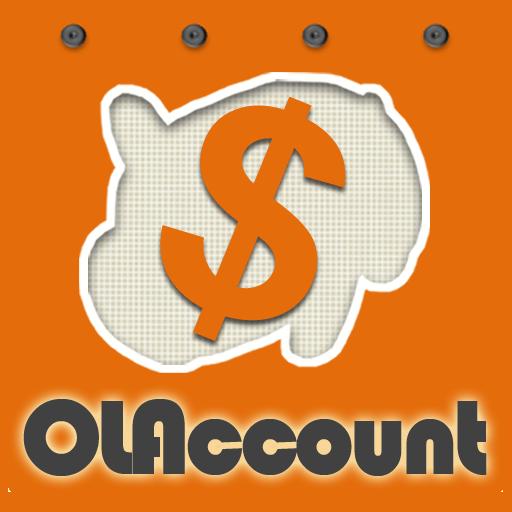 OLAccount 記帳軟體(帳本) 財經 App LOGO-APP試玩