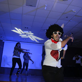Live Event Shootout by Prince Joseph - News & Events Entertainment ( potrait, shoot, afro, men, day, dance, teachers, live )