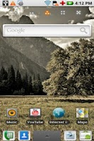 Screenshot of For 2.1, Tag Home(Launcher)