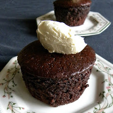 Chocolate and Fennel Seed Mini-cakes