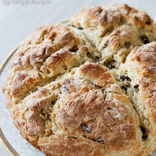 Irish Fruit Soda Bread Recipes