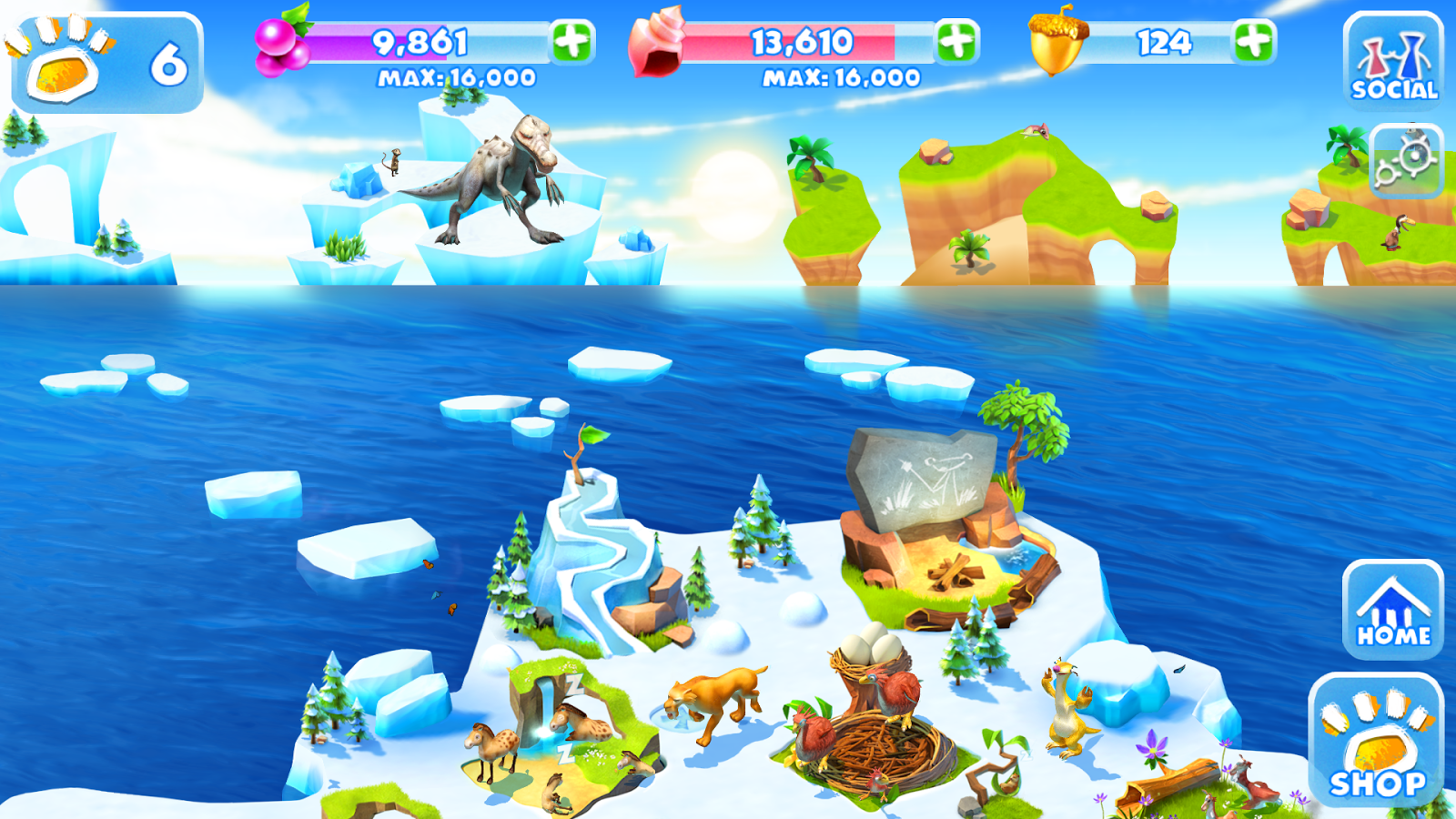 Ice Age Adventures Screenshot 17