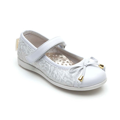 Step2wo Midi Rose - White Leather Shoe SHOE