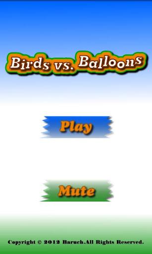 Birds vs. Balloons