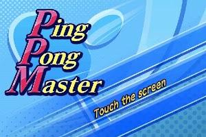 Screenshot of 3D Ping Pong Master