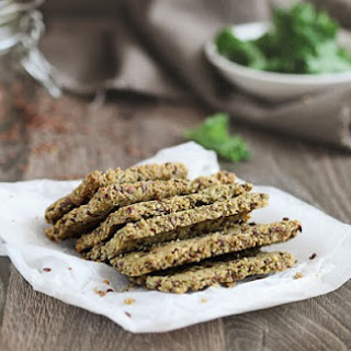 Raw Vegetable Crackers Recipes