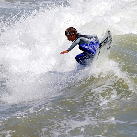 Surfer Kid by Jose Matutina - Sports & Fitness Surfing (  )