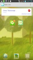 Screenshot of Peek Free