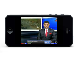 Screenshot of ETv and Radio Access,Ethiopian