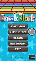 Screenshot of Pocket Break Block