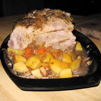 Czech Roast Pork