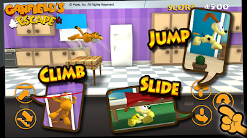 Screenshot of Garfield's Escape Premium