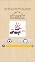 Screenshot of Shakthi FM Tamil