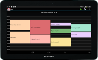 Screenshot of Calendar 2015