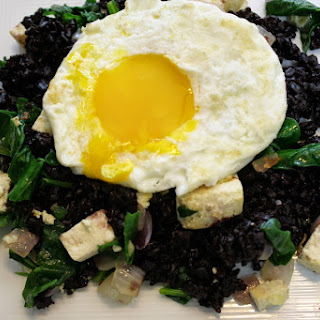 Spinach Eggs Rice Recipes
