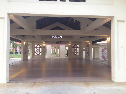 Covered Big Pavilion