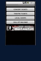 Screenshot of Flocka Flaka Flame Tickets