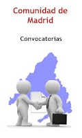 Screenshot of Convoc. Comunidad Madrid Free