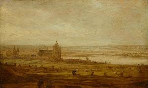 RIJKS: Jan van Goyen: painting 1644