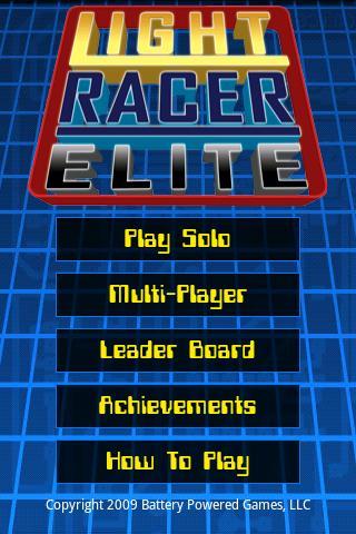 Light Racer Elite