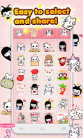 Screenshot of My Chat Sticker 2
