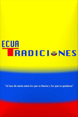 Ecuatradiciones