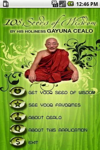 Cealo Wisdom