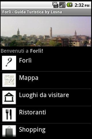 Forlì Guida Turistica Losna