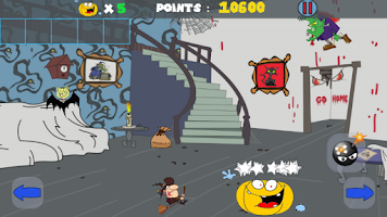 Screenshot of Scary Monster Mansion