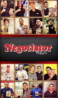 Screenshot of Negotiator Magazine