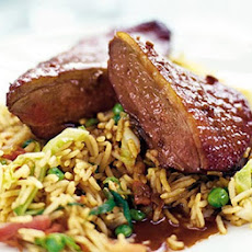 Soy Roast Duck With Hoisin Gravy