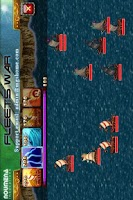 Screenshot of Fleets War Pro